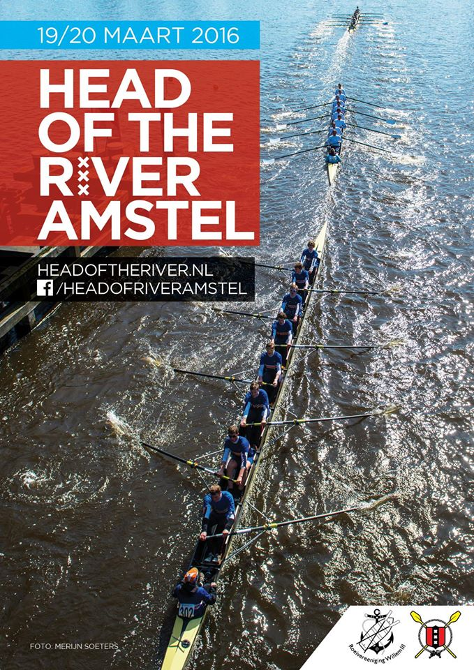 Head of the River Poster