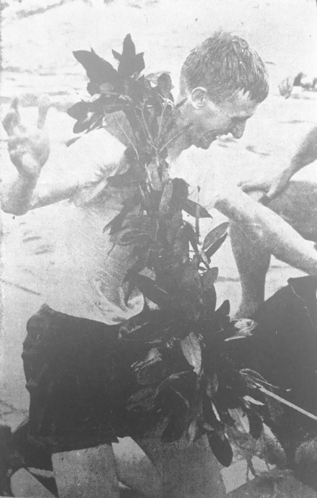 De Jonge Wint Varsity 1963